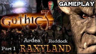 Gothic 3 Enhanced Edition Gameplay PC primeros 75 minutos RAXYLAND