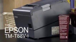 เครื่องพิมพ์ใบเสร็จ Slip Printer
