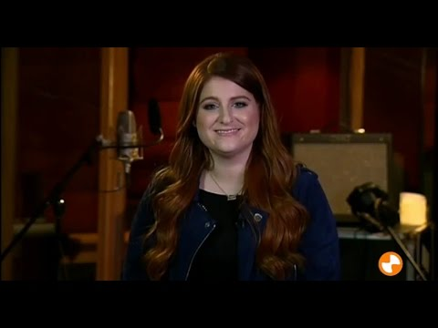Meghan Trainor interview for Celebrity Track