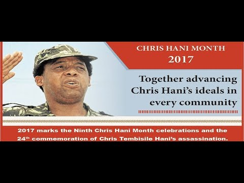 Chris Hani legacy projects benefit communities at his Eastern Cape hometown municipality