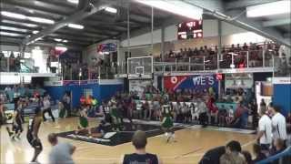 Ray Turner Dunks & Blocks Highlights QBL Rounds 1-3
