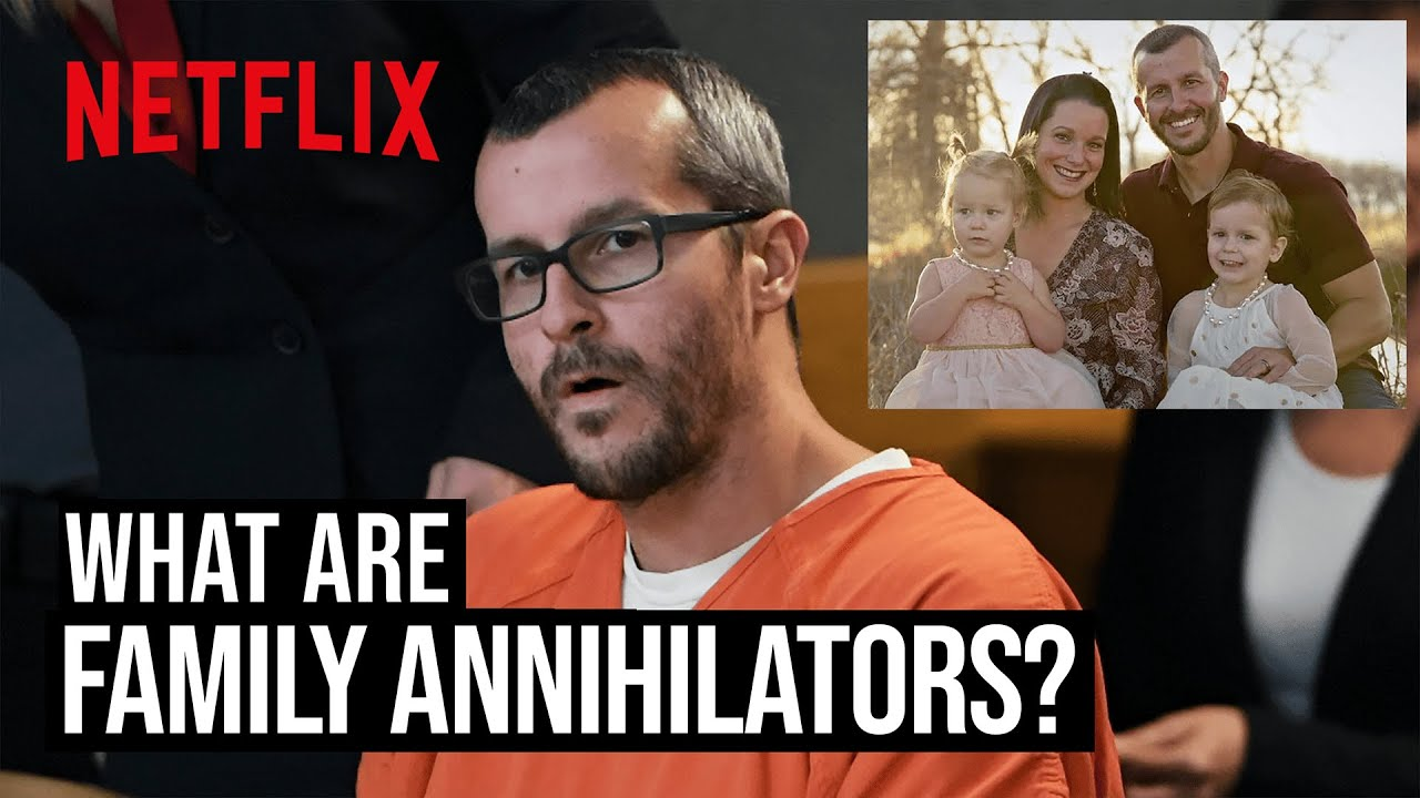 What Are Family Annihilators? | American Murder: The Family Next Door | Netflix