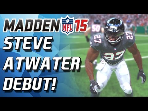 Madden 15 Ultimate Team - STEVE ATWATER DEBUT!