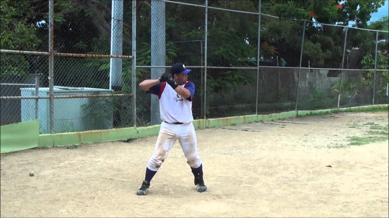 Catcher From The Puerto Rico Baseball Academy Amp High