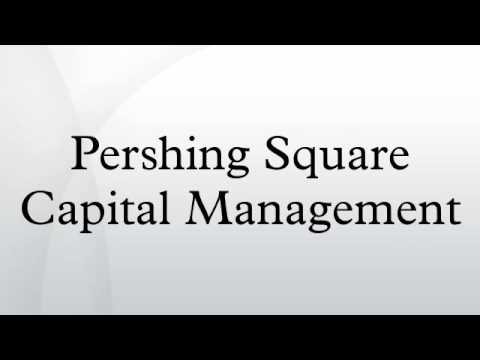 Pershing Square Capital Management