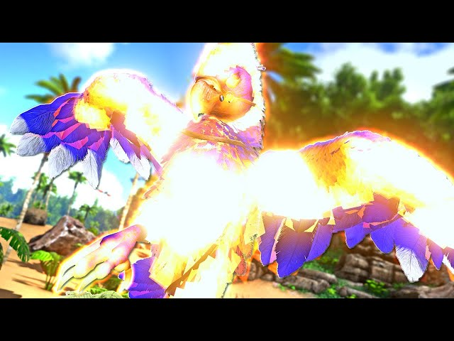 POWERING UP our GOD ARGY to UNBELIEVABLE Levels of Power! | ARK O-MEGA Modded #74