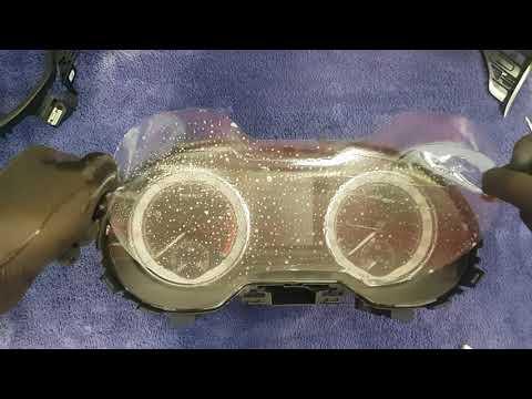 Защитная плёнка на приборной панель Skoda Octavia