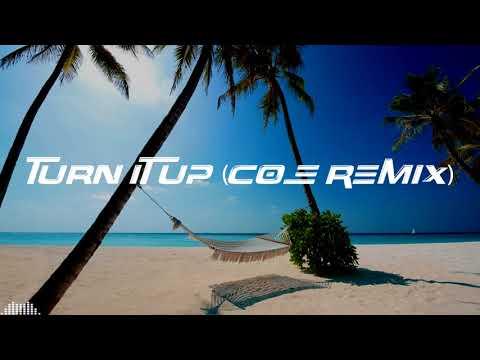 Turn It Up (COE Remix) (Instrumental Version) - Johan Glössner [PURE BASS  MUSIC]