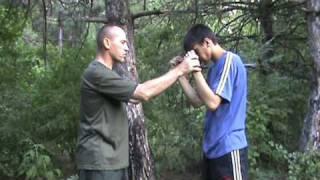 5 Защита от ударов в стойке (рукопашный бой)