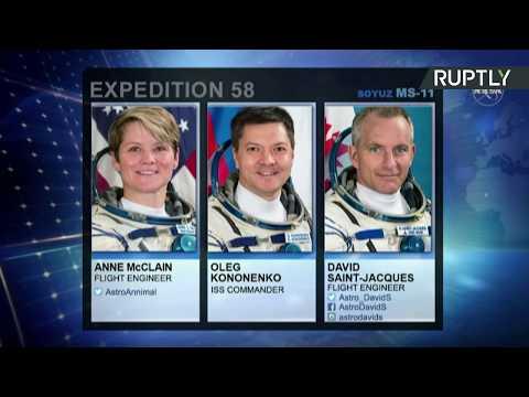 La expedición 57 abandona la EEI y pone rumbo a la Tierra
