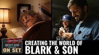 RJFS On Set: Creating the World of Blark and Son
