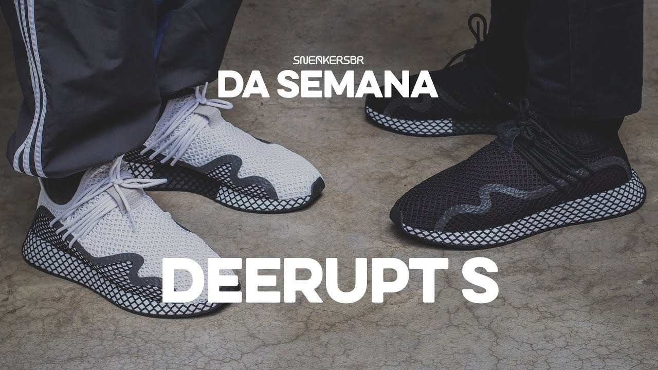 Sneakers da Semana - adidas Deerupt S