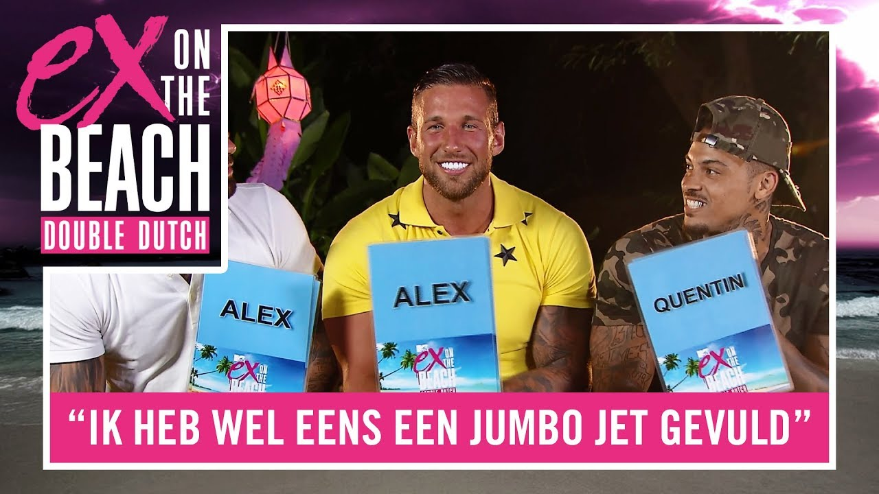 Most Likely: DE MEESTE BEDPARTNERS! | Ex on the Beach: Double Dutch