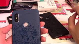 видео Чехол для Xiaomi Redmi S2 | аксессуары, чехлы на Xiaomi Redmi S2, бампер - купить на wookie.com.ua