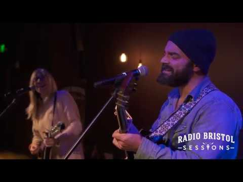 "Drew and Ellie Holcomb - ""Tennessee"" - Radio Bristol Sessions"