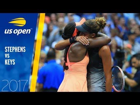 Sloane Stephens vs. Madison Keys   2017 US Open Final   Full Match