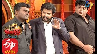 Hyper Aadi, Raising Raju Performance | Jabardasth  | 12th December 2019  | ETV Telugu