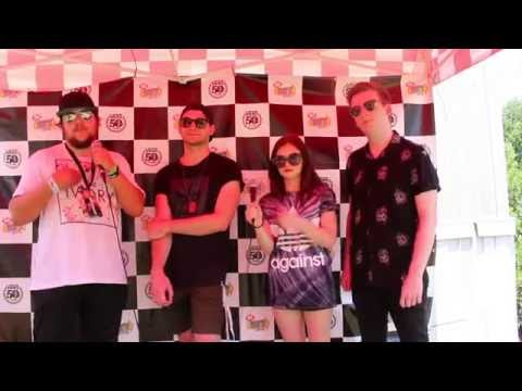 AGAINST THE CURRENT Interview: Band chats Warped Tour 2016 and new album In Our Bones