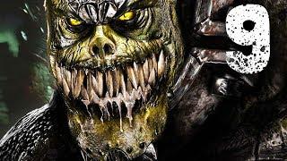 KILLER CROC BOSS FIGHT | Batman Arkham Asylum - Part 9