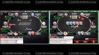 Verneer Live Sessions: $100NL Zoom 6-Max, CardRunners 03.18.13