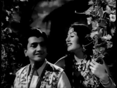 Piya Piya Na Lage Mora Jiya - Phagun 1958 - Madhubala Song