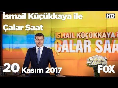 21 Kasım 2017 İsmail Küçükkaya ile Çalar Saat