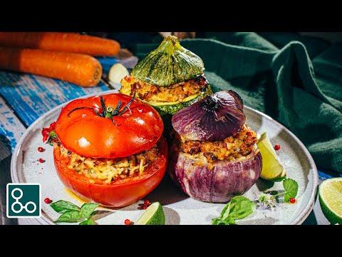 légumes-farcis,-les-compagnons-de-l'été-!-🍅🧅🍆-(2-versions,-dont-1-végétarienne-🌱)---youcookcuisine