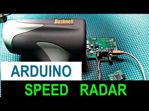 Adjusting frequency of a Bushnell  | Radar Detector & Laser