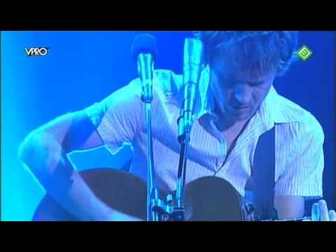 Damien Rice live lowlands -  I Remember (Amazing)