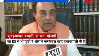 Morning Breaking: Subramanian Swamy slams Shashi Tharoor on his 'Hindu Taliban' remark