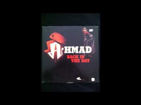 Ahmad - Back In The Day[Instrumental]