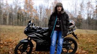 """Обзор моего мотоцикла: """"Motoland CBR-150"""" ( Racer Skyway 200.)"""