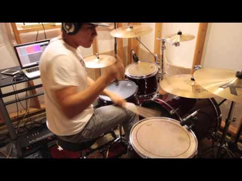 Macklemore-Downtown-Drum Cover