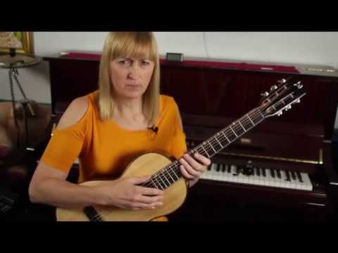 james neligan lis-pfi lismore series parlour guitar