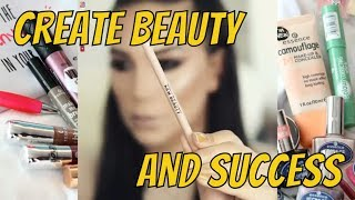Create beauty and success / Makeup video tutorials #90 Compilation