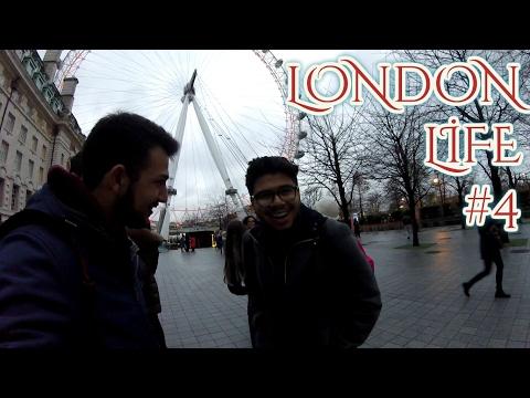 Dil Okulumu Tanıtıyorum! | Embassy London Central | London Eye - Vlog #39