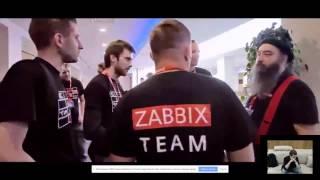 Обзор докладов с Zabbix Conference 2016