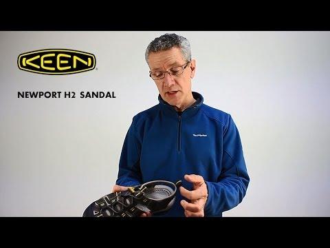 Keen Newport H2 Sandal Video | e-outdoor.co.uk