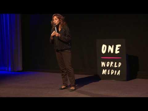 One World Media Awards 2017 - Shazia Mirza