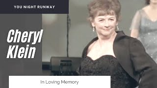 Remembering our friend, Cheryl Klein