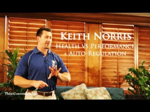 Keith Norris | Health vs Performance + Auto-Regulation