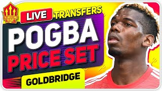 POGBA Transfer Warning! Man United News Now