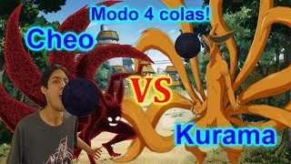 Is Kurama stronger now? Getting the 4 tails! Roblox: NRPG: Beyond