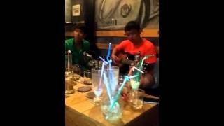 Ly cà phê cuối cùng -  giao lưu nhóm nhạc vàng ( cafe Vặt 123 )