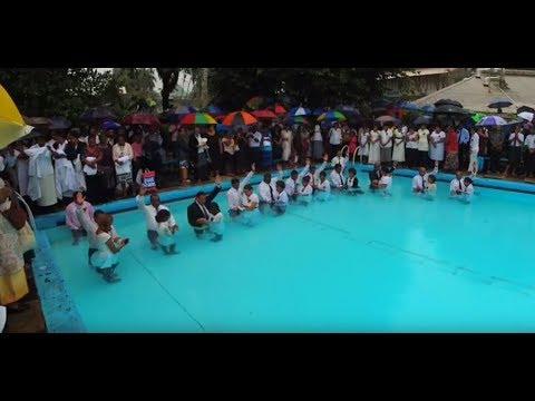 Baptism Service , USP Pool Suva, Fiji.