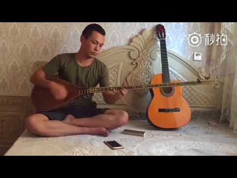 Despacito-paly with uyghur folk musical instruments --Duttar