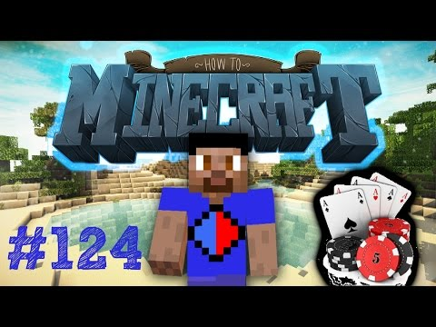 Minecraft SMP: HOW TO MINECRAFT #124 'GAMBLING SESSION!' with Vikkstar