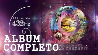 FRECUENCIAS ÁLMICAS EN 432hz - Lucas Cervetti (Álbum completo)