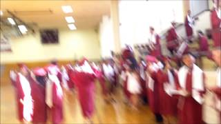 Bayonne High School Graduation day 2014