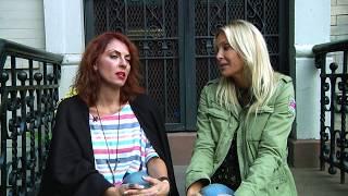 Η Ματθίλδη Μαγγίρα συναντά την Γιάννα Νταρίλη στη Νέα Υόρκη